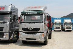 中国重汽 豪曼H5重卡 340马力 4X2牵引车(半高顶)(ZZ4188K10EB0) 卡车图片