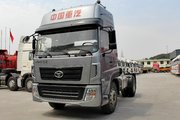 中国重汽 豪曼重卡 340马力 4X2牵引车(ZZ4188K10EB0)