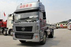 中国重汽 豪曼重卡 340马力 4X2牵引车(ZZ4188K10EB0) 卡车图片