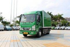 比亚迪T5 7吨 4.2米单排厢式轻卡(纯电动)(BYD5070XXYBEV) 卡车图片