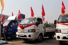 江淮 康铃X5 舒适型 1.8L 全柴 68马力 柴油 微卡(HFC1030PV7K2B3) 卡车图片