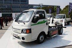江淮 帅铃i3 34马力 4X2 单排微卡底盘(纯电动) 卡车图片