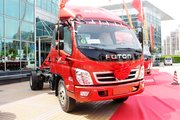 福田 奥铃CTX 156马力 3800轴距单排轻卡底盘(BJ1109VEJEA-FB)