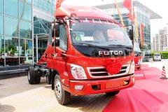 福田 奥铃CTX 156马力 3800轴距单排轻卡底盘(BJ1109VEJEA-FB) 卡车图片