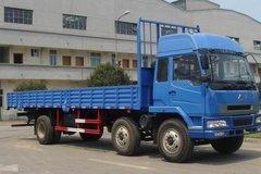 东风柳汽 乘龙中卡 180马力 6X2 8.6米栏板载货车(LZ1160LCM) 卡车图片