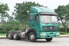 红岩 新大康重卡 380马力 6X4 牵引车(高顶双卧铺)(CQ4254HTVG324) 卡车图片