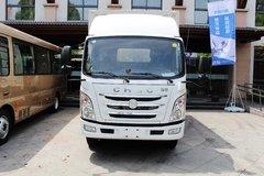 四川现代 瑞越 115马力 4.18米单排厢式轻卡(CNJ5080XXYZDB33M)