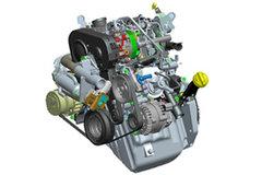 华源莱动4L30F 102马力 3L 国四 柴油发动机