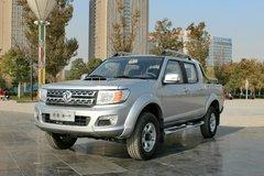 郑州日产 东风锐骐 豪华型 2015款 四驱 3.0L柴油 双排皮卡