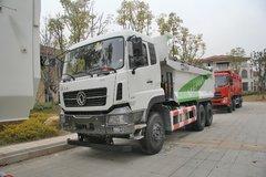 东风商用车 天龙KC重卡 340马力 6X4 5.6米自卸车(渣土车)(DFH5258ZLJAX6C)