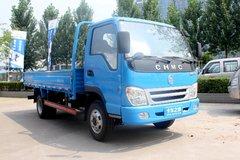 四川现代 瑞捷 102马力 4.27米单排栏板轻卡(CNJ1040ZD33M) 卡车图片