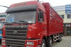 华菱重卡 290马力 8X4 仓栅式载货车(HN5311CCYP29D6M3) 卡车图片