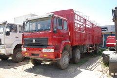 中国重汽 黄河少帅重卡 210马力 6X2 仓栅载货车(ZZ5201CLXH60C5W) 卡车图片