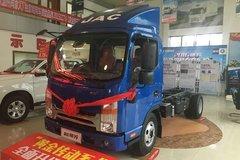 江淮 帅铃K 156马力 3360轴距 4.2米厢式轻卡底盘(HFC5041XXYP73K1C3V)