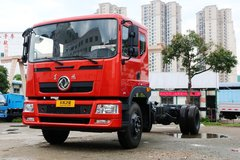 东风新疆(原创普) 中卡 160马力 4X2 5700轴距 载货车底盘(EQ5160XXYLZ4DJ) 卡车图片