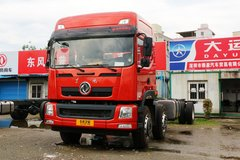 东风新疆(原创普) 重卡 245马力 6X2载货车底盘(EQ1250XXYGZ4D1) 卡车图片