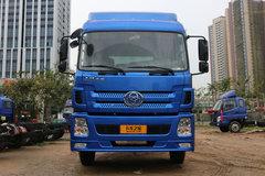 三环十通 昊龙 180马力 4X2 6.8米排半厢式载货车(STQ5182XXYN5)