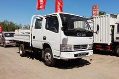 东风 多利卡D5 88马力 2.8米双排栏板轻卡(EQ1040D3BDD) 卡车图片