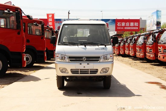 东风 小霸王V 1.3L 91马力 3.3米单排厢式小卡(国六)(EQ5020XXY60Q4AC)