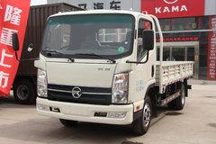 凯马 凯捷 113马力 4.2米单排栏板轻卡(KMC1042A33D5) 卡车图片