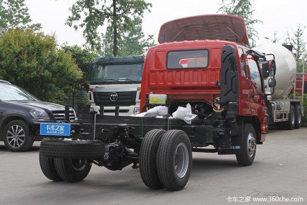 欧马可3系载货车限时促销中 优惠0.6万