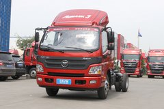 福田 欧马可3系 143马力 3360轴距半轻卡底盘(BJ1049V9PEA-FA) 卡车图片