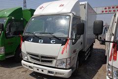 金杯 金驭 70马力 4X2 3.3米单排厢式微卡(SY5034XXYDF1-K2) 卡车图片