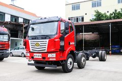 一汽柳特 金陆中卡 220马力 6X2 载货车底盘(LZT5250CCYPK2E4L8T3A95) 卡车图片