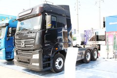 徐工 �h�L(汉风)G9 530马力 6X4 AMT自动挡牵引车(NXG4260D5WC) 卡车图片
