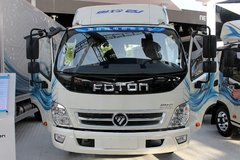 福田 奥铃EV 82马力 3360轴距 单排轻卡底盘(纯电动)(BJ1049EVJA) 卡车图片