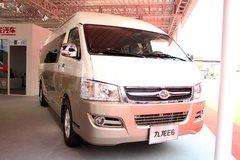 九龙E6 95马力 纯电动 封闭货车