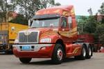 一汽柳特 安捷e重卡 420马力 6X4牵引车(CA4255K2E4R5T1A92)