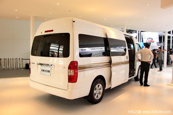 回馈客户海狮领航版封闭货车仅售17.78万