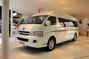 金杯 大海狮L 2016款 丰田动力版 自动 151马力 2.7L商务车