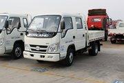 福田时代 小卡之星2 68马力 2.46米双排栏板微卡(BJ1042V9AB5-A3)