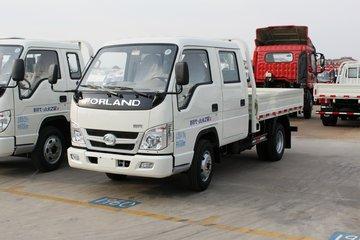 福田时代 小卡之星Q2 1.3L 87马力 汽油 2.71米双排栏板微卡(BJ1032V3AV5-AC)