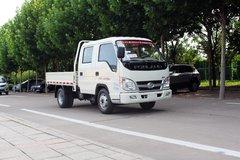 时代汽车 小卡之星2 68马力 4X2 2.5米双排栏板轻卡(BJ1042V9AB4-X1) 卡车图片
