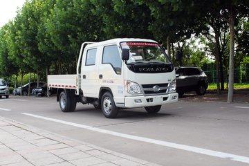 时代汽车 小卡之星2 68马力 4X2 2.5米双排栏板轻卡(BJ1042V9AB4-X1)