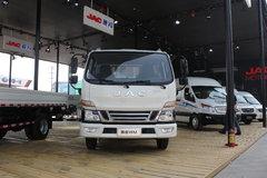 江淮 骏铃V5 152马力 3.9排半栏板轻卡(HFC1051P52K1C2V) 卡车图片