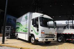 江淮 帅铃i5 82马力 单排厢式轻卡(纯电动) 卡车图片