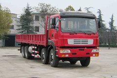 长征汽车 长征重卡 336马力 8X8 9.6米栏板载货车(CZ2311SU456)