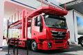 上汽红岩 杰狮C500重卡 280马力 4X2中置轴运输车(CQ5186TCLHMDG681A)
