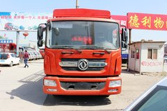 东风 多利卡D9中卡 160马力 4X2 6.8米厢式载货车(DFA5161XXYL10D7AC)