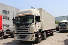 江淮 格尔发K3重卡 220马力 6X2 9.5米厢式载货车(HFC5251XXYP2K3D54S1V) 卡车图片