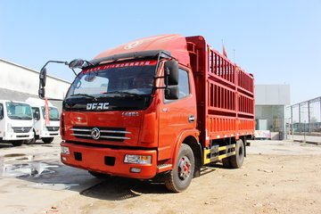 东风 多利卡D6-L 140马力 4.17米单排仓栅式轻卡(EQ5041CCY8BD2AC)