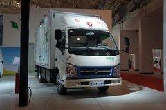 金杯 骐运 75马力 4.3米单排厢式轻卡(纯电动) 卡车图片