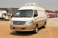 福田风景 快运版 129马力 4X2 冷藏车(BJ5036XLC-V1)