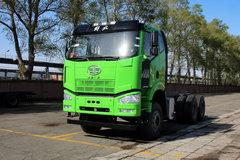 一汽解放 J6P重卡 350马力 6X4自卸车底盘(CA3250P66K2L1BT1AE4) 卡车图片