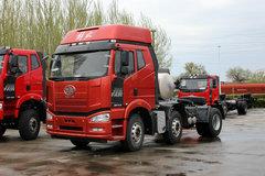 一汽解放 J6P重卡 375马力 6X2 LNG牵引车(CA4250P66T3E24M5) 卡车图片
