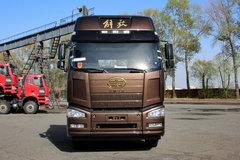 一汽解放 J6P重卡 标载版 350马力 4X2 LNG牵引车(CA4180P66E24M5)图片